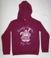 Girls Knitted Sweat Shirt 40701